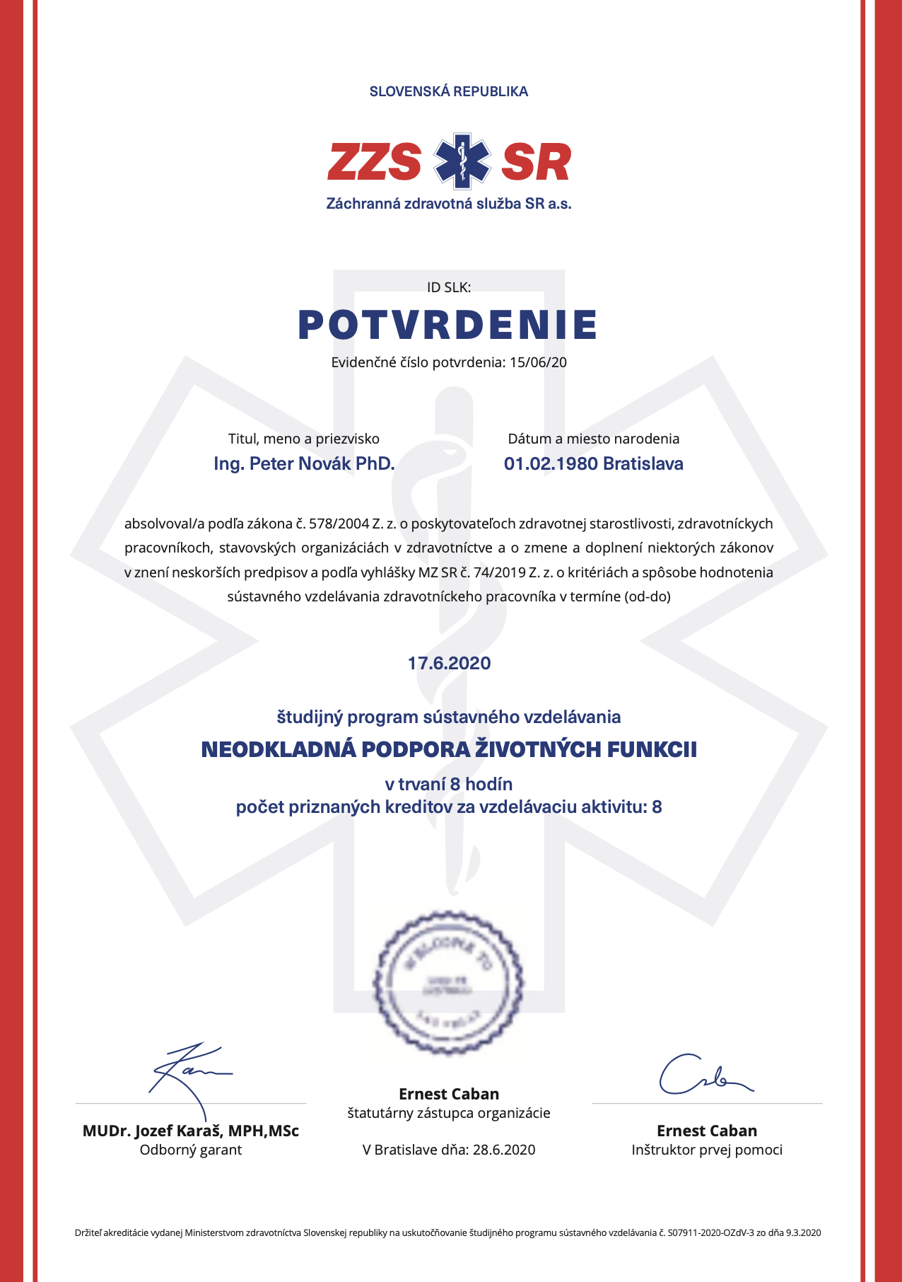 ZZSSR-Certifikat-NPZF